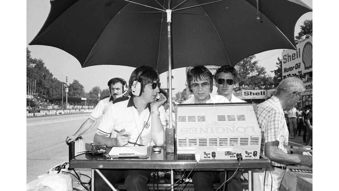 Herbie Blash & Bernie Ecclestone