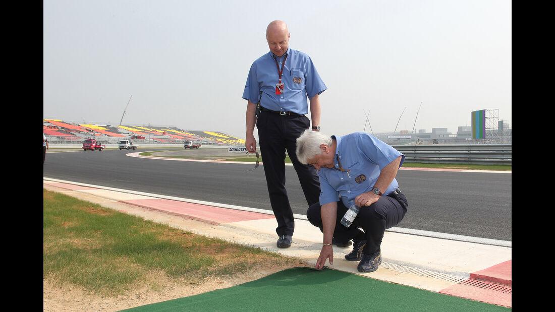 Herbie Blash & Colin Haywood - FIA - GP Korea 2010