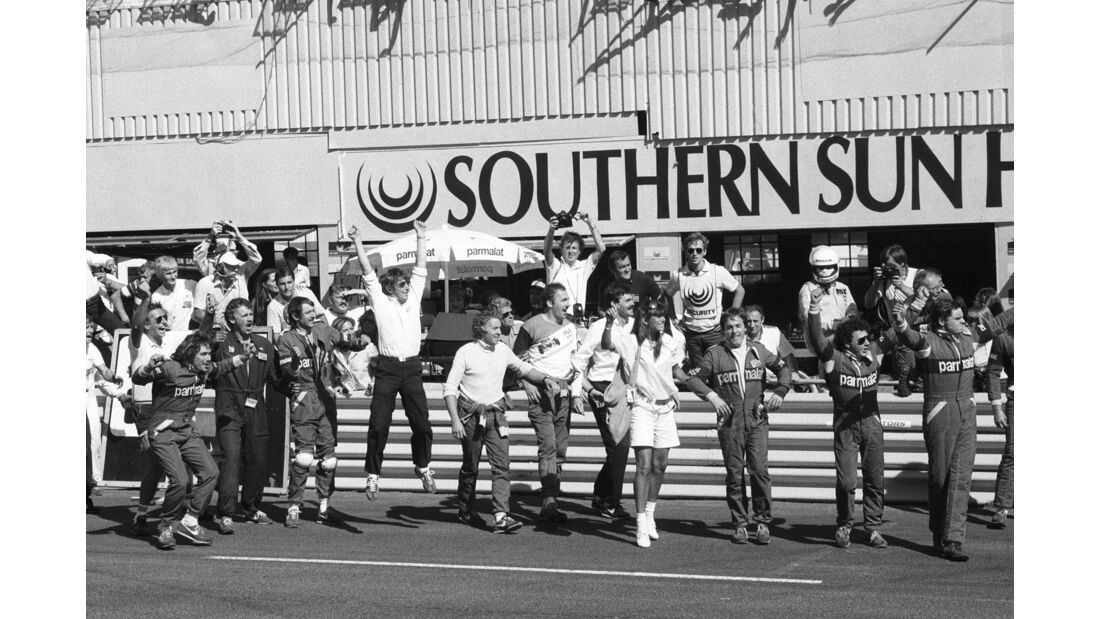 Herbie Blash - GP Südarfrika - 1983