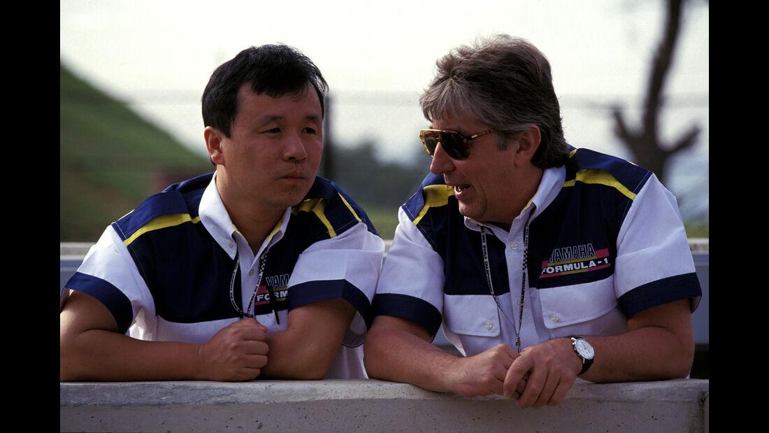Herbie Blash - Yamaha - GP Südafrika 1993