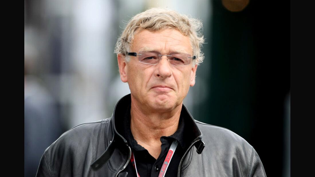 Hermann Tilke F1 Architekt 2012