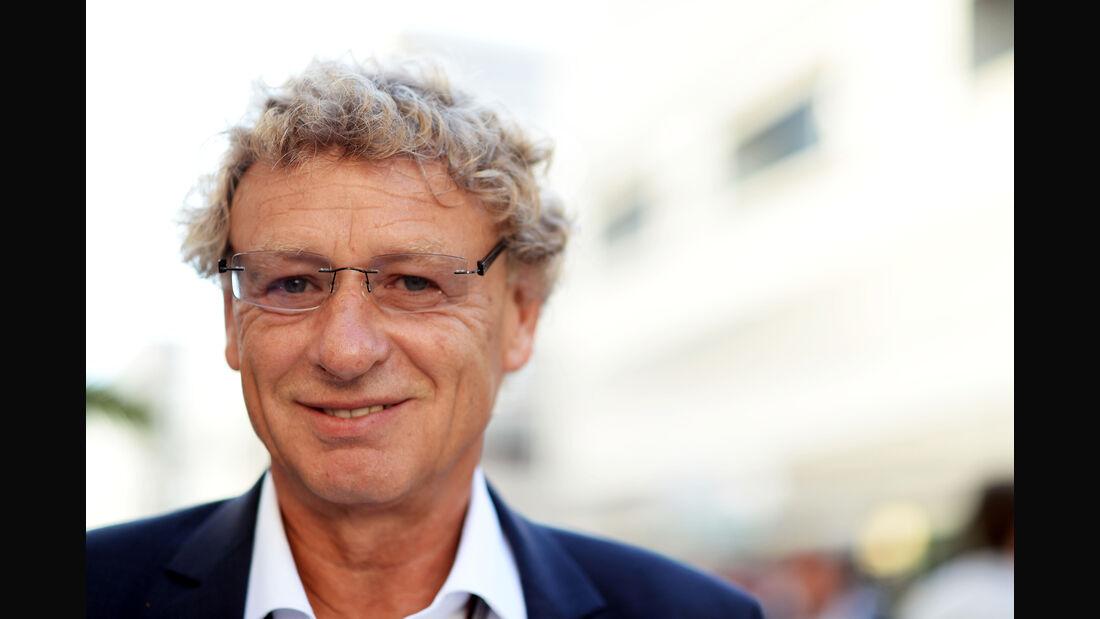 Hermann Tilke - Formel 1 2015
