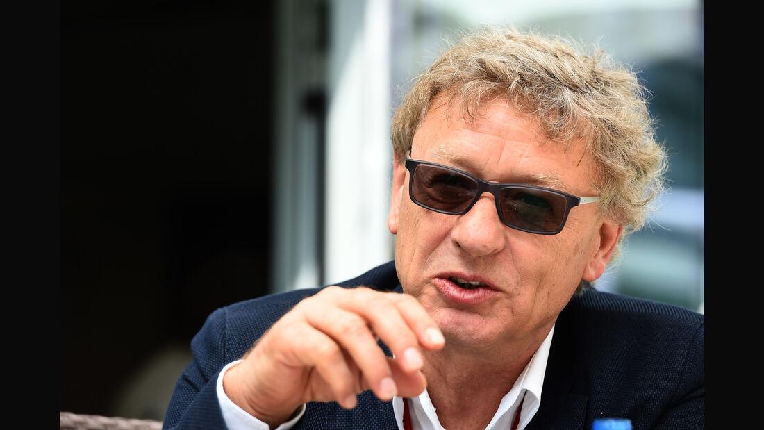 Hermann Tilke - GP Aserbaidschan 2016