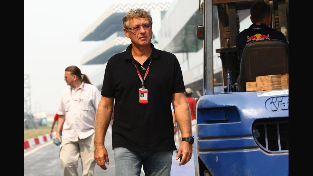 Hermann Tilke - GP Indien - 27.10.2011