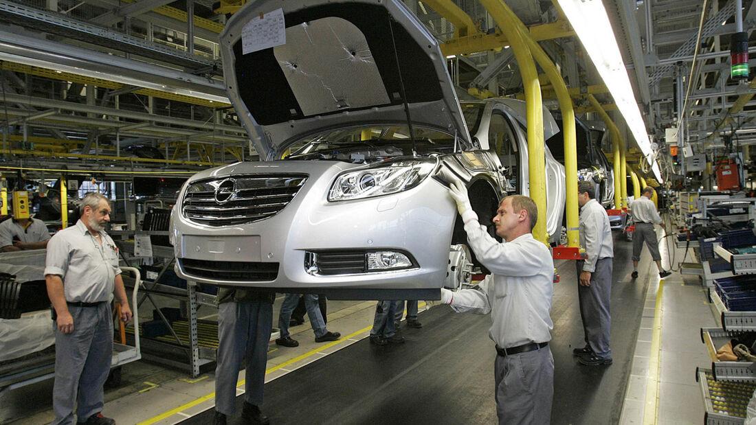 Hersteller wie Opel könnten künftig verstärkt in Russland produzieren.