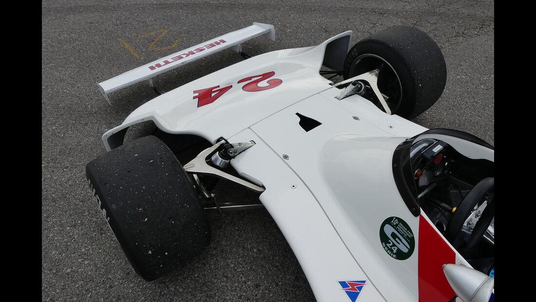 Hesketh 308B - F1 Klassiker - Austin - GP USA 2016