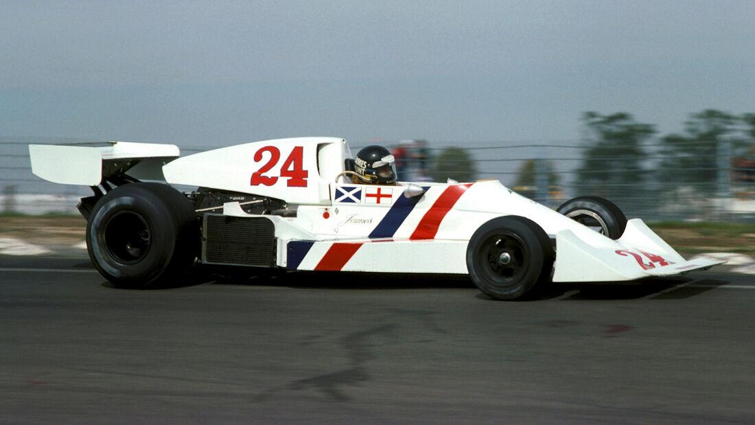 Hesketh 308C - Watkins Glen 1975