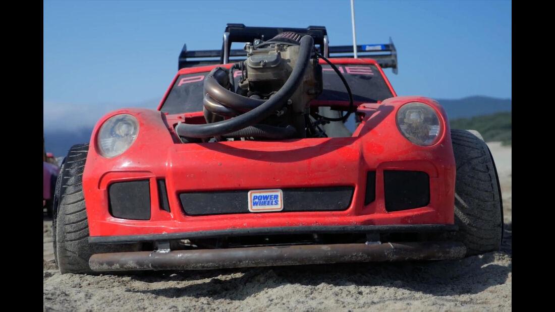 Hessick Power Wheels Porsche KTM
