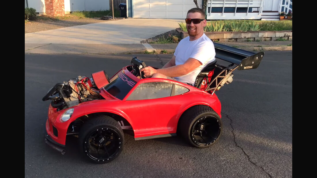 Hessick Power Wheels Porsche KTM