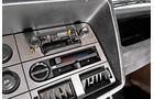HiFi-Einbau, Originalradio im Ford Granada