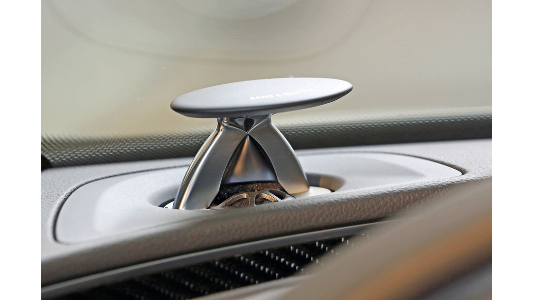HiFi-Systeme, Audi A7, Bang & Olufsen: Advanced Sound System