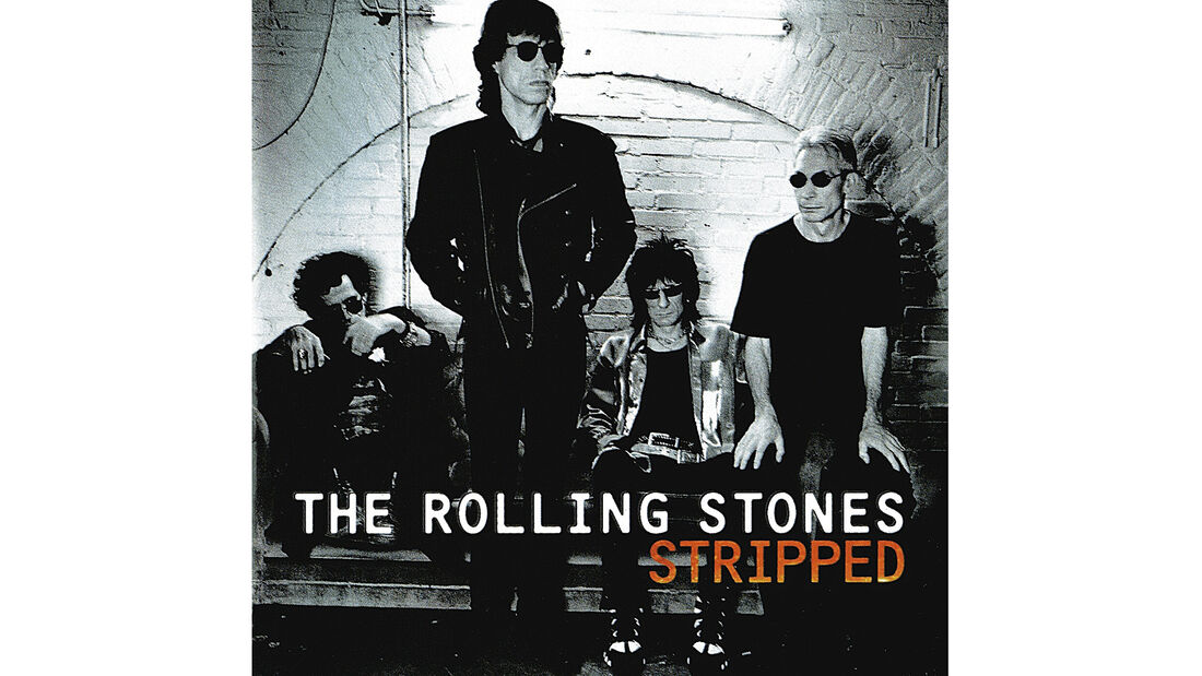 HiFi-Systeme, The Rolling Stones