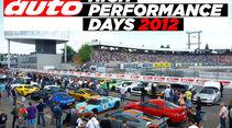 High Performance Days 2012 Logo
