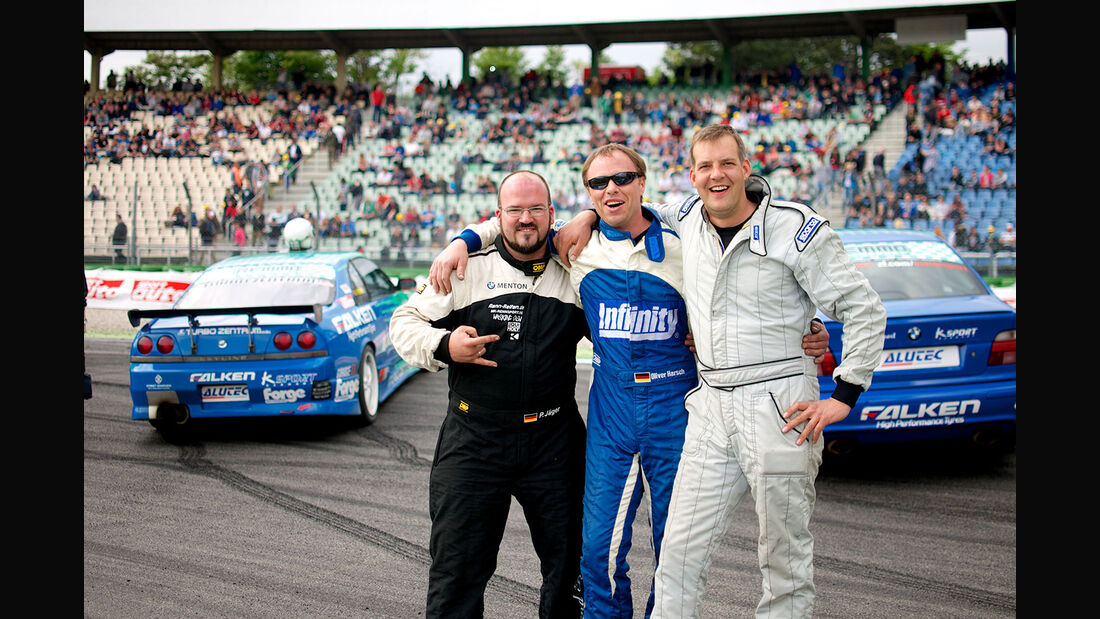 High Performance Days 2013, DriftChallenge