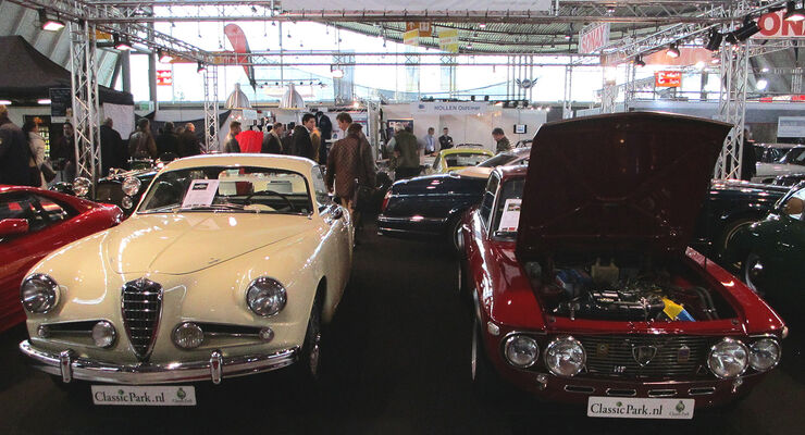 Highlights der Retro Classics 2015