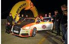 Highspeed-Test, Nardo, ams1511, 391km/h, MTM Audi A1, Gruppenbild