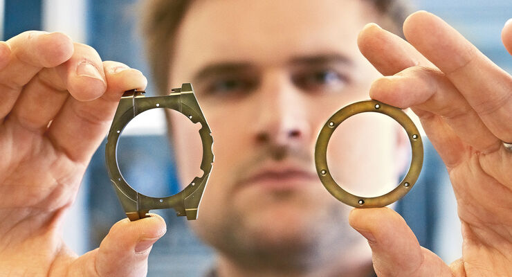 Hightech-Uhrenbau, Jean-Claude Biver, Hublot