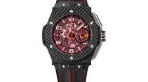 Hightech-Uhrenbau, Rotgold