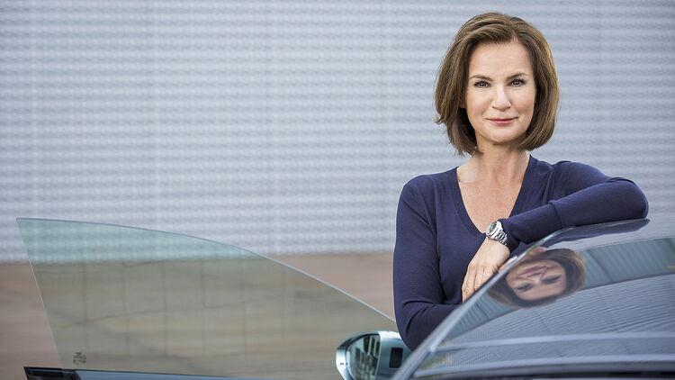 Interview Mit Audi Vorstandsmitglied Hildegard Wortmann