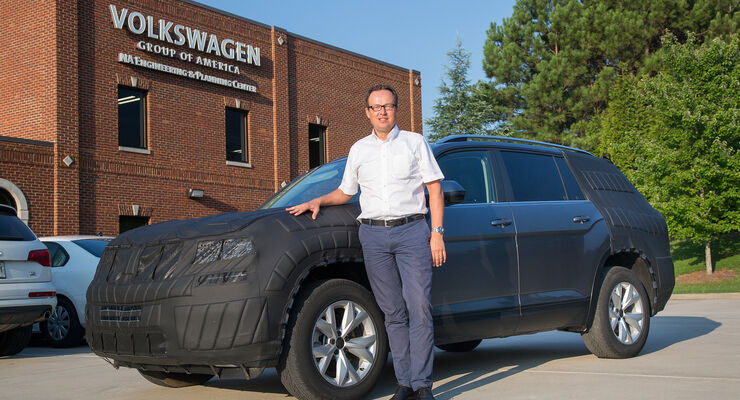 Hinrich J. Woebcken, President & CEO Volkswagen Group of America Inc.