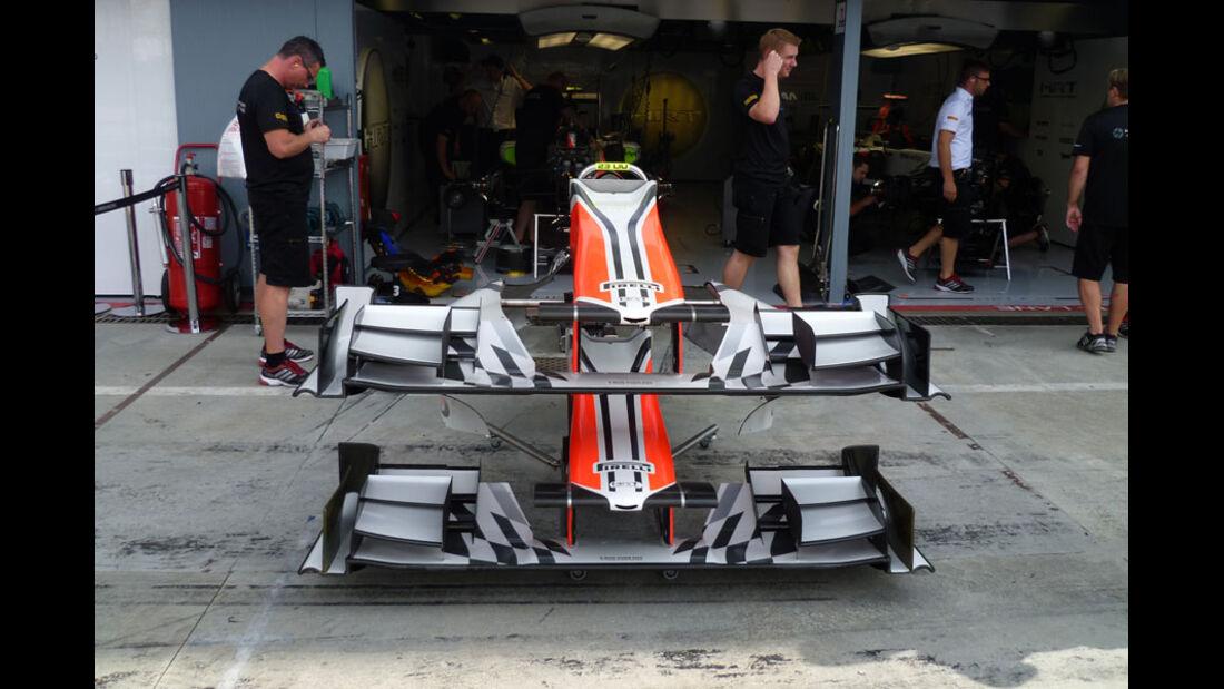 Hispania - GP Italien - 8. September 2011