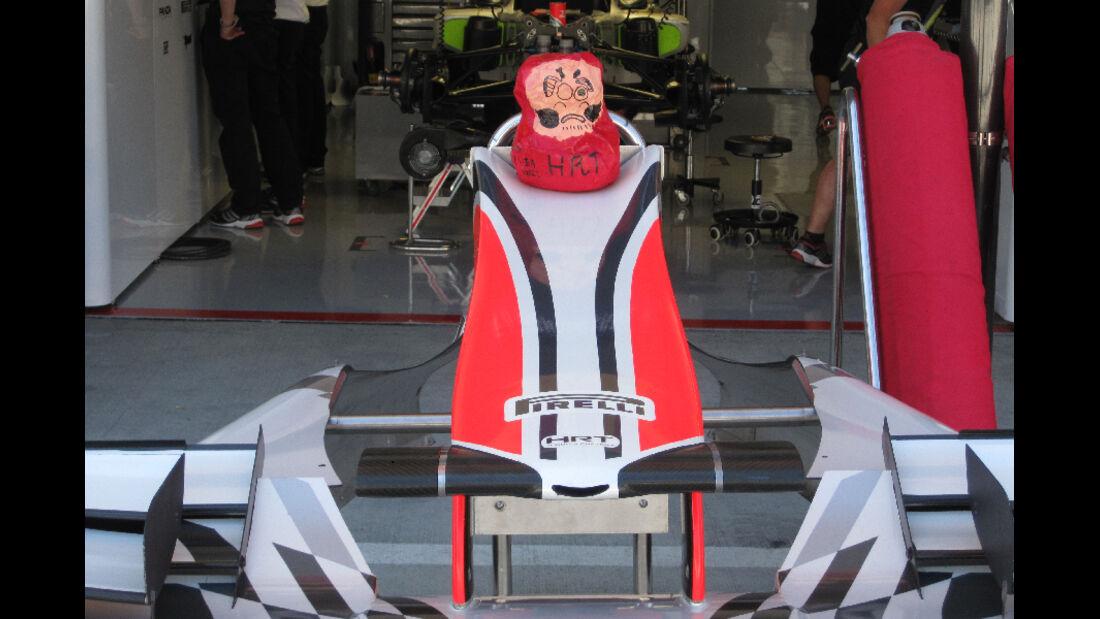 Hispania - GP Japan - Suzuka - 6. Oktober 2011
