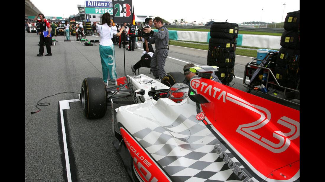 Hispania GP Malaysia 2011