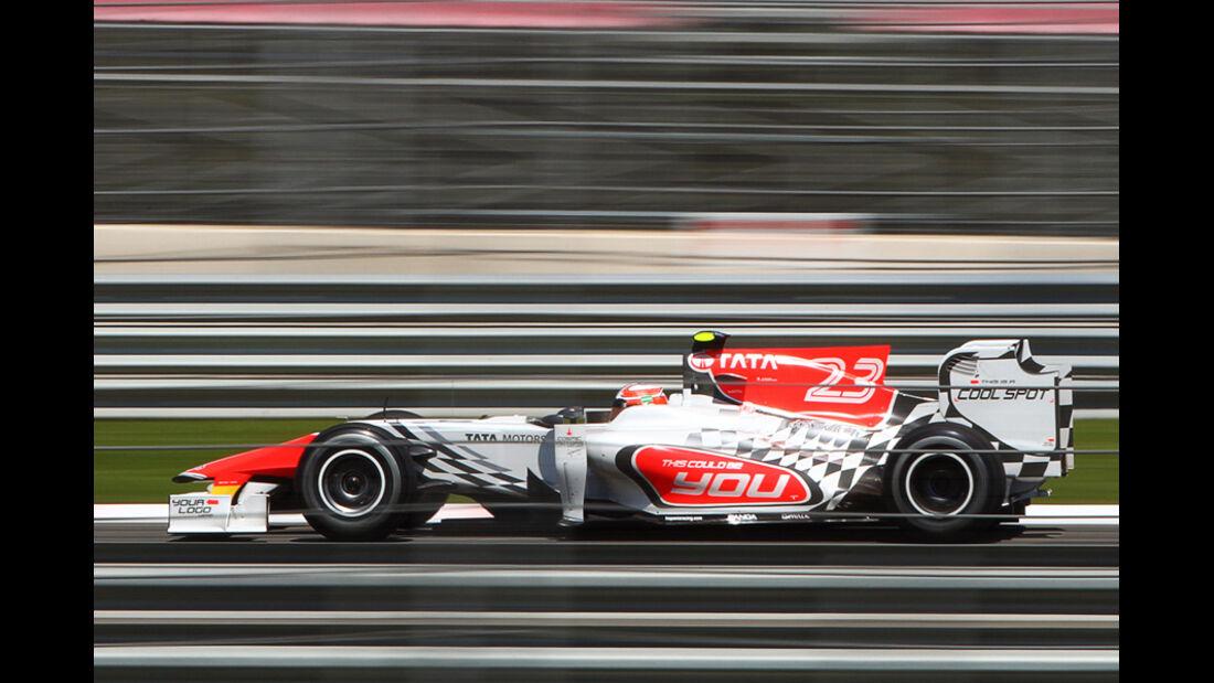 Hispania GP Türkei 2011