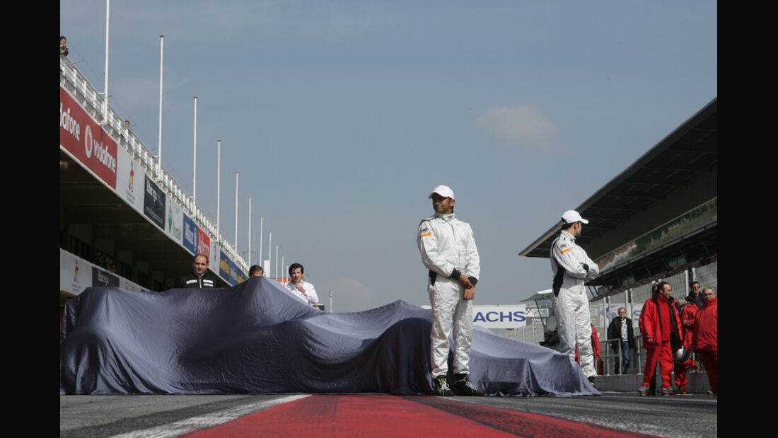 Hispania HRT F115