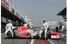 Hispania HRT F121