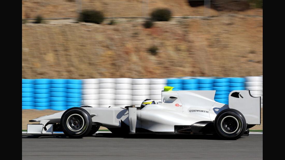 Hispania Test F1 Jerez 2012