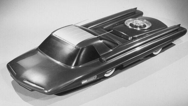 Historie Alternative Antriebe, Ford, Nucleon
