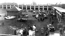 Historisches Fahrerlager 1927