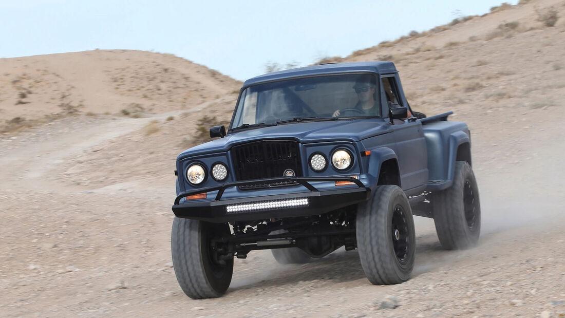 Hodson Motors USA Oldtimer-Pickups