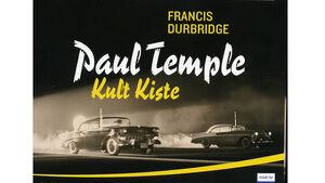 Hörbuch Francis Durbridge: Paul Temple, Kult Kiste