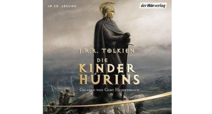 Hörbuch Tolkien Die Kinder Hurins
