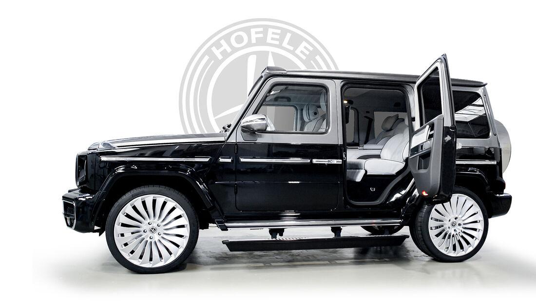Hofele Ultimate HG Mercedes G-Klasse Tuning