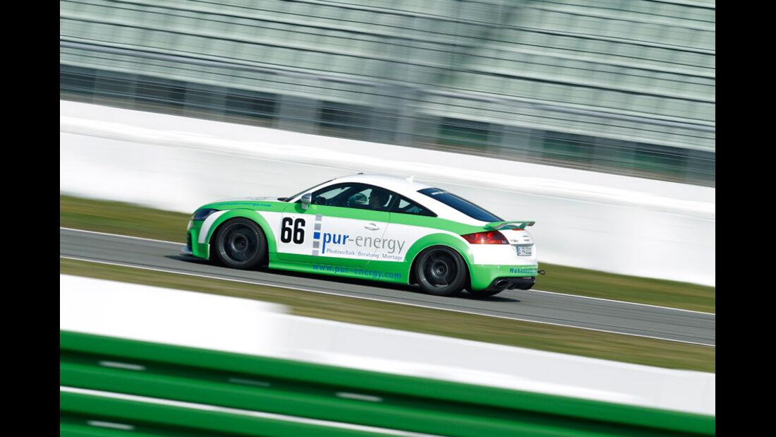 Hohenester-Audi TT RS Stufe II, Seitenansicht