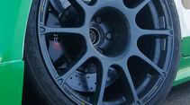 Hohenester-Audi TT RS Stufe II, Vorderrad, Felge