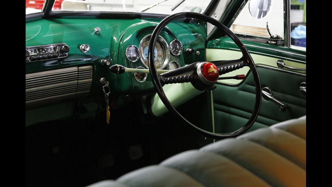Holden FJ Special Sedan, Innenraum