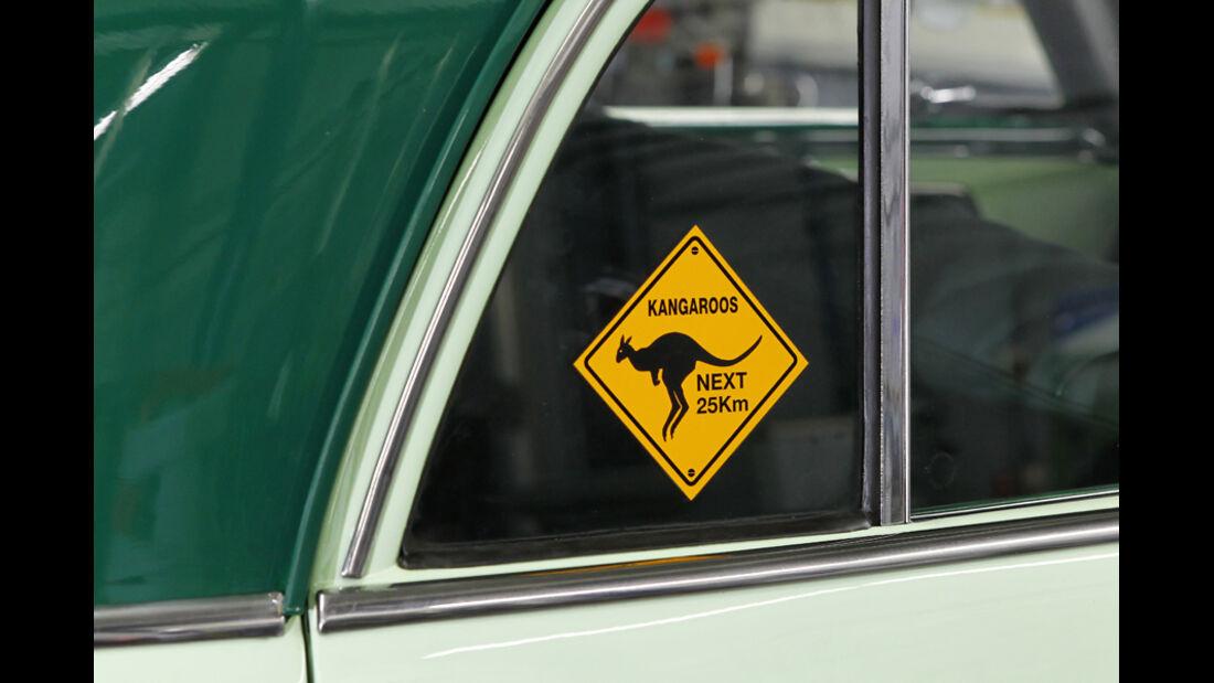 Holden FJ Special Sedan, Seitenfenster