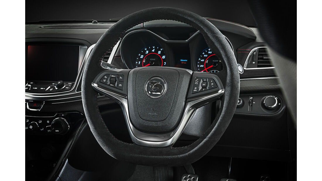 Holden HSV GTSR W1