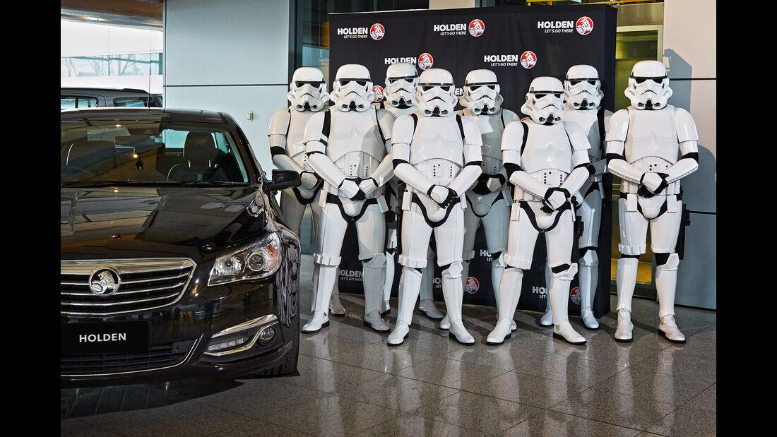 Holden Star Wars 2015