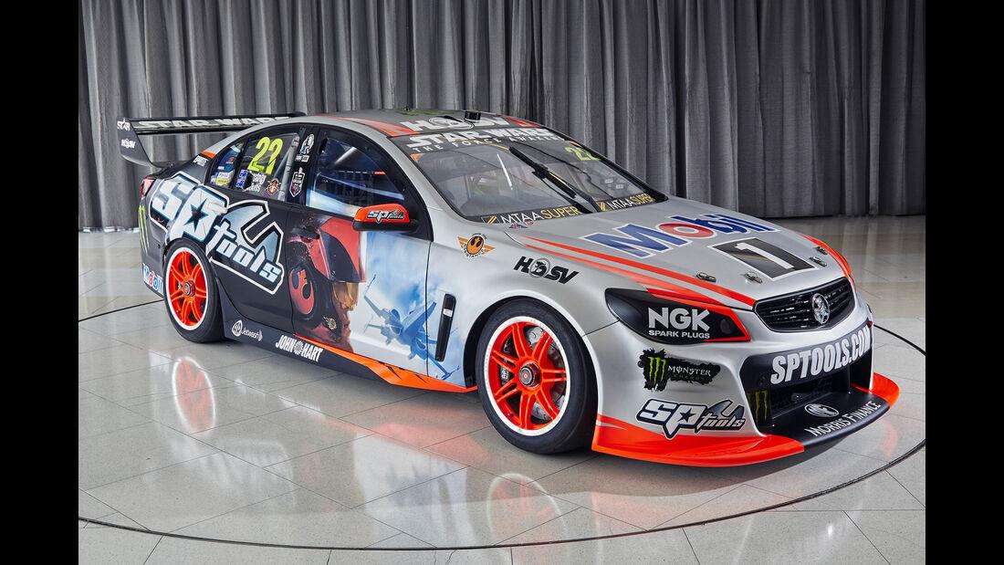 Holden V8 Supercars Australia - Star Wars - 2015