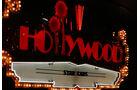Hollywood Star-Cars-Schild im Petersen Automotive Museum