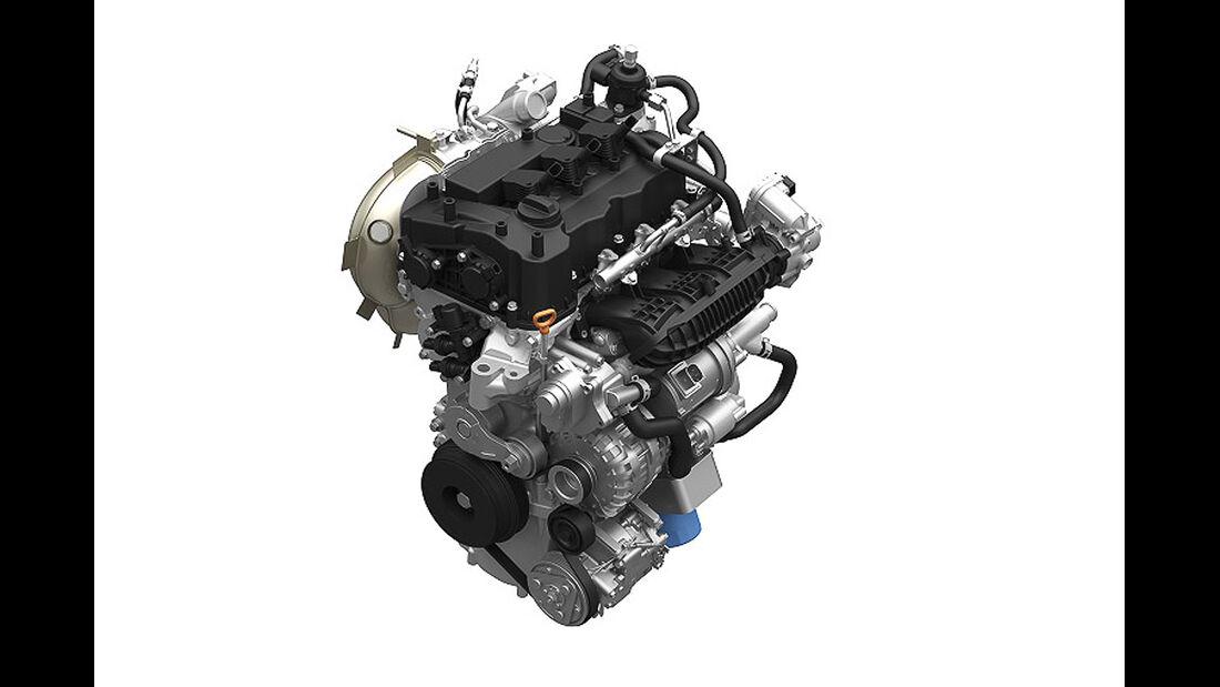 Honda 1,0 Liter Motor