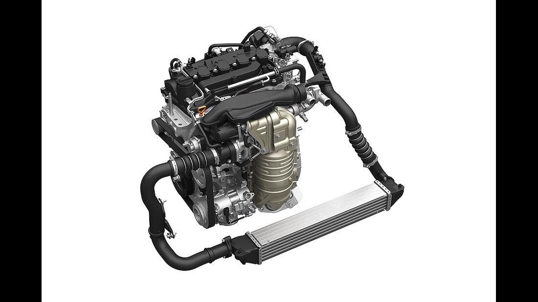 Honda 1,5 Liter Motor