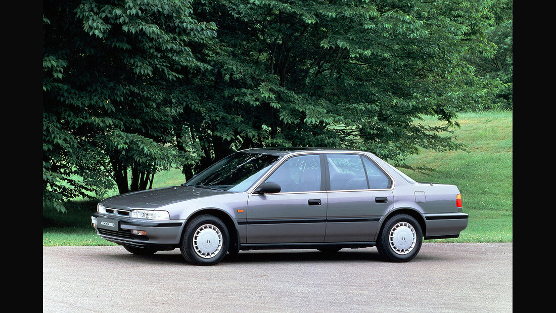 Honda Accord, 4. Generation