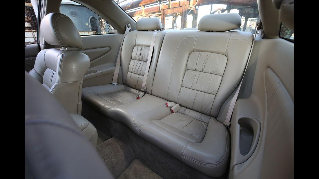 Honda Accord Coupe 3.0i (CG2), Interieur