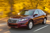 Honda Accord Crosstour, Frontansicht